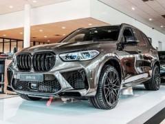 上海宝马租赁 150万全新BMW X5 M今日正式上市