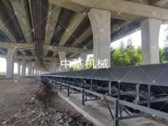 矿山设备皮带输送机 新乡中基矿山机械