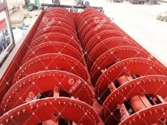 卫辉中基矿山 洗砂机生产线 型号齐