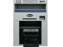 功能全面的小型数码印刷机可印名片水晶像