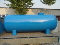 保定家用无塔供水设备 500L 卧式 全自动无塔供水压力罐