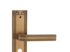 锌合金门锁材质的软化系数