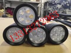LED长臂软管工作灯 任意弯曲卤钨泡工作灯 数控机床工作灯