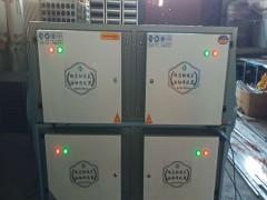 厂家供应厨房油烟净化器 油烟净化机 型号齐全