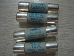 德国进口SIBA熔断器#3.10
