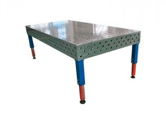 【凤远】二三维柔性焊接平台  组合焊接工装  多孔二维平台